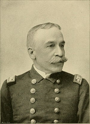 George Dewey - Admiral George Dewey during the Spanish–American War