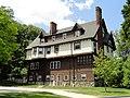 Admissions Building - Curry College, Milton, Massachusetts - DSC00658.JPG