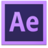 Logo di Adobe After Effects