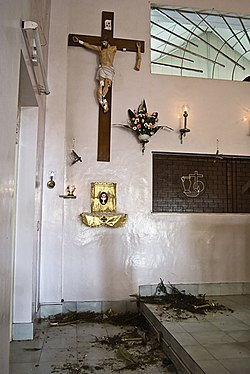 Adoration Monastery of the Sisters of St-Clare - Wikipedia
