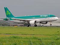EI-DVE - A320 - Aer Lingus