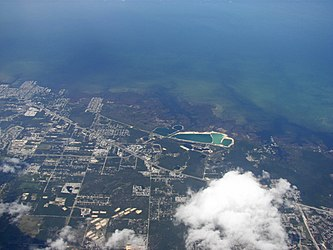 Aerial view of northwest Pasco County, Florida.jpg