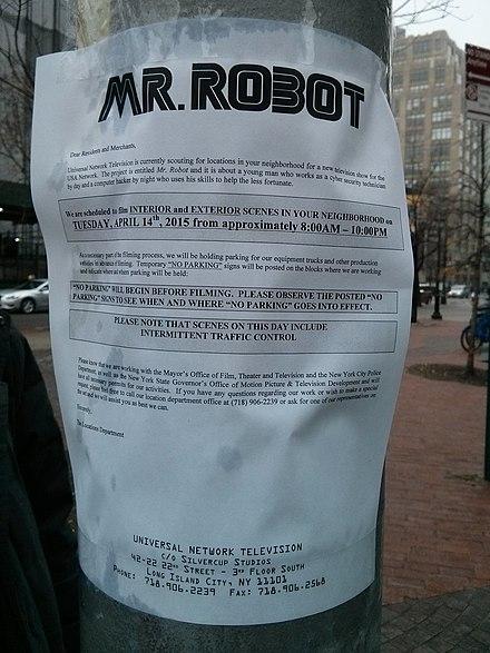 Sehr Mr. Robot (série télévisée) - Wikiwand PD86