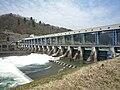 Agekawa Dam left view.jpg