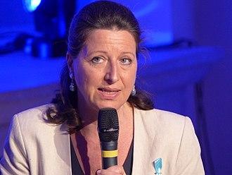 Agnès Buzyn - Image: Agnès Buzyn 2018 04 06 lancement stratégie autisme 2018 2022