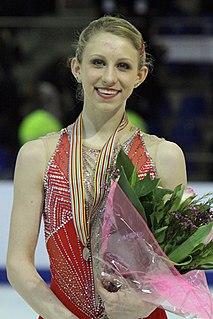 Agnes Zawadzki American figure skater