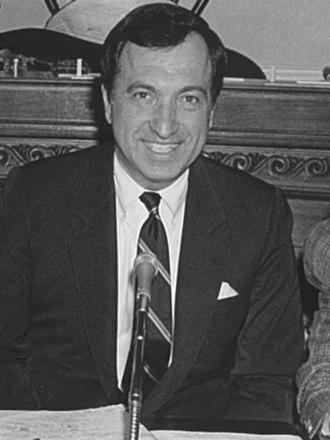 1991 San Francisco mayoral election - Image: Agnos (1)