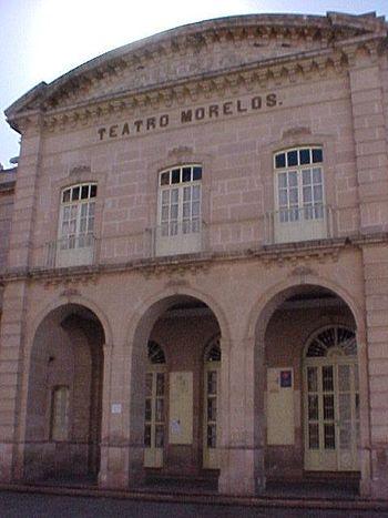 Aguascalientes - Teatro Morelos