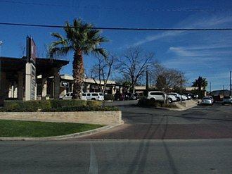 Alamo Heights, Texas - Broadway Street