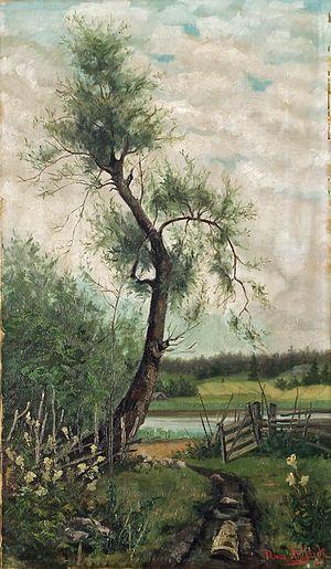 Nina Ahlstedt - Nina Ahlstedt: Grinden (The Gate, 1896)