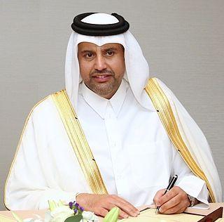 Ahmed bin Jassim Al Thani Qatari businessman, politician and royal