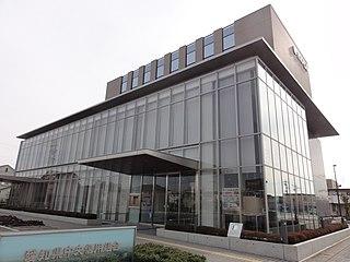 愛知県中央信組の本店