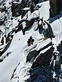 Aiguille du Midi alpinistes 5.JPG
