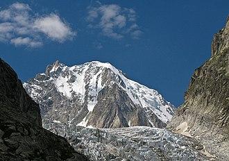 Aiguille d'Argentière - Image: Aiguilled Argentière