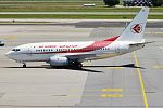 Air Algerie, 7T-VJR, Boeing 737-6D6 (27844866254).jpg