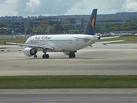EI-DSY - A320 - Alitalia