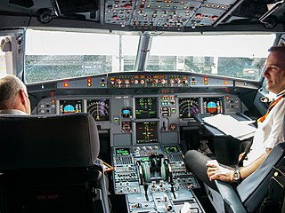 Fly-by-wire system that replaces the conventional manual flight controls of an aircraft with an electronic interface