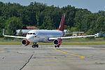 Airbus A320-200 Avianca (AVA) F-WWBE - MSN 5632 - Will be N632AV (9655054033).jpg