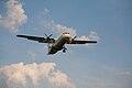 Aircraft at Nuremberg Airport (9632706436).jpg