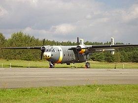 Noratlas Nord 2501 un article de Wikipédia L'ouvrage de référence sur le Nord 2501 est Le Noratlas de Xavier Capy 280px-Airforce_Museum_Berlin-Gatow_395