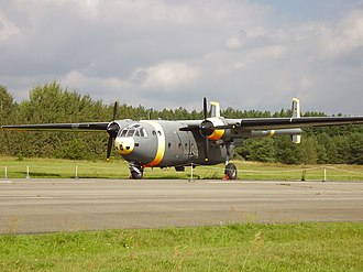 Air Transport Wing 62 - Nord Noratlas of the German Air Force