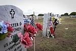 Airmen honor veterans at Altus cemetery 140524-F-MS171-002.jpg