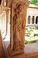 Aix cathedral cloister column detail 09.jpg