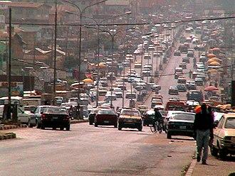 Akure - Downtown Akure