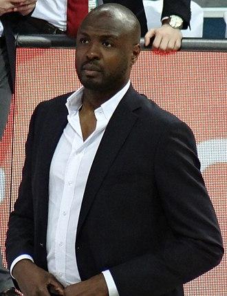 Alain Digbeu - Image: Alain Digbeu Fenerbahçe Men's Basketball vs Galatasaray Men's Basketball TSL 20180304