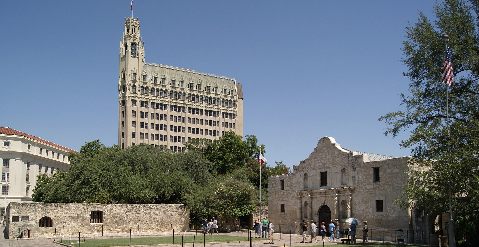 San Antonio Travel Guide At Wikivoyage
