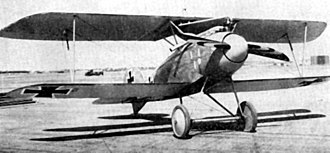 Albatros D.III - Image: Albad 3