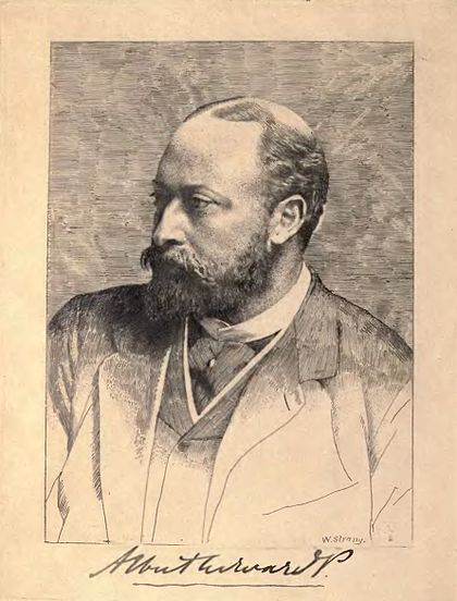 Albert Edward (Edward VII) by William Strang.jpg