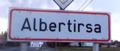 AlbertirsaOrtsschild.png
