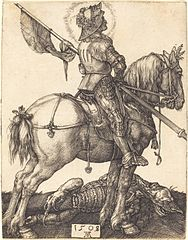Saint George on Horseback