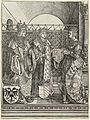 Albrecht Dürer - The Betrothal of Philip the Fair with Joan of Castile (NGA 1964.8.695.a).jpg