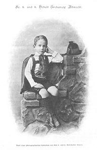 Albrecht II Oesterreich Teschen 1903 Adele.jpg