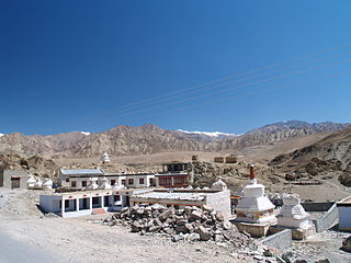 Alchi Monastery Buddhist monastery in Ladakh, India