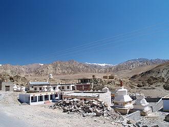 Alchi Monastery - Alchi Monastery