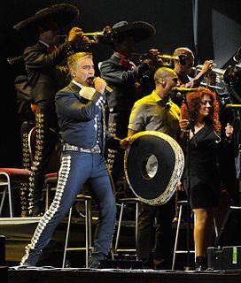 Alejandro Fernández Mexican singer
