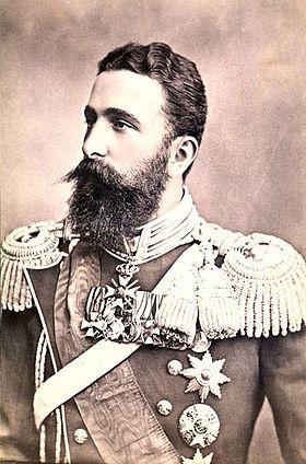 Александр I Баттенбергский