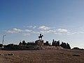 Alexander Zaïd monument, Beit Shearim (8).jpg