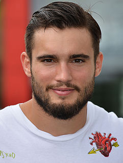 Alexis Palisson Rugby player