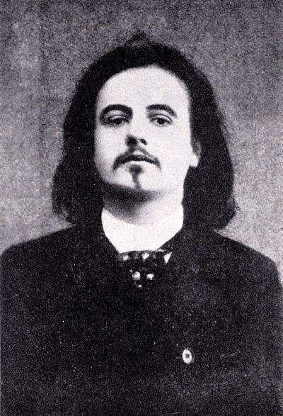 Picture of an author: Alfred Jarry