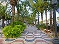 Alicante - Paseo de la Explanada de España 01.jpg