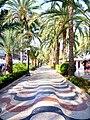 Alicante - Paseo de la Explanada de España 04.jpg