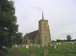 All Saints Church, Sudbourne