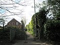 Alleyway from Newlands Road Rec to London Road - geograph.org.uk - 732695.jpg