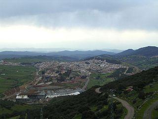 Almadén Municipality in Castile-La Mancha, Spain