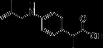 Alminoprofen - Image: Alminoprofen