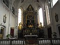 Altar Pfarr- und Wallfahrtskirche Basilika Maria Schnee.JPG
